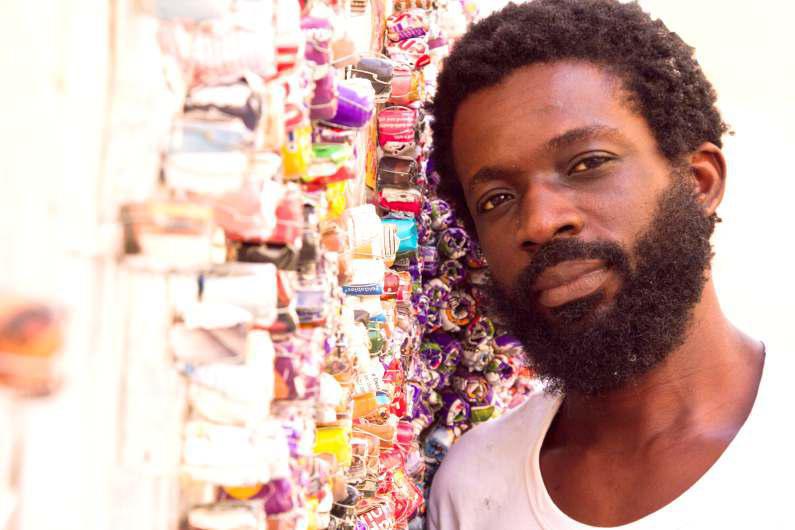 Portrait of Olumide Onadipe courtesy SMO Contemporary.