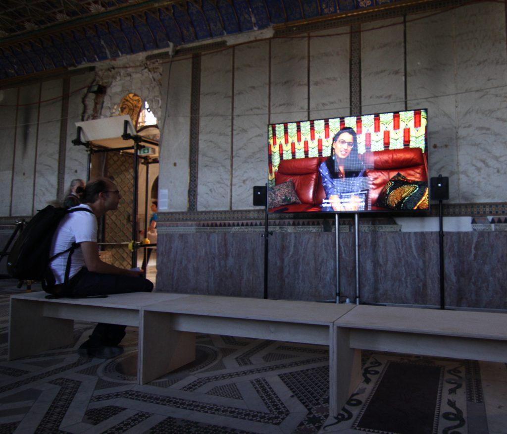 Kader Attia, The Body's Legacies. The Post-Colonial Body, Video Installation.