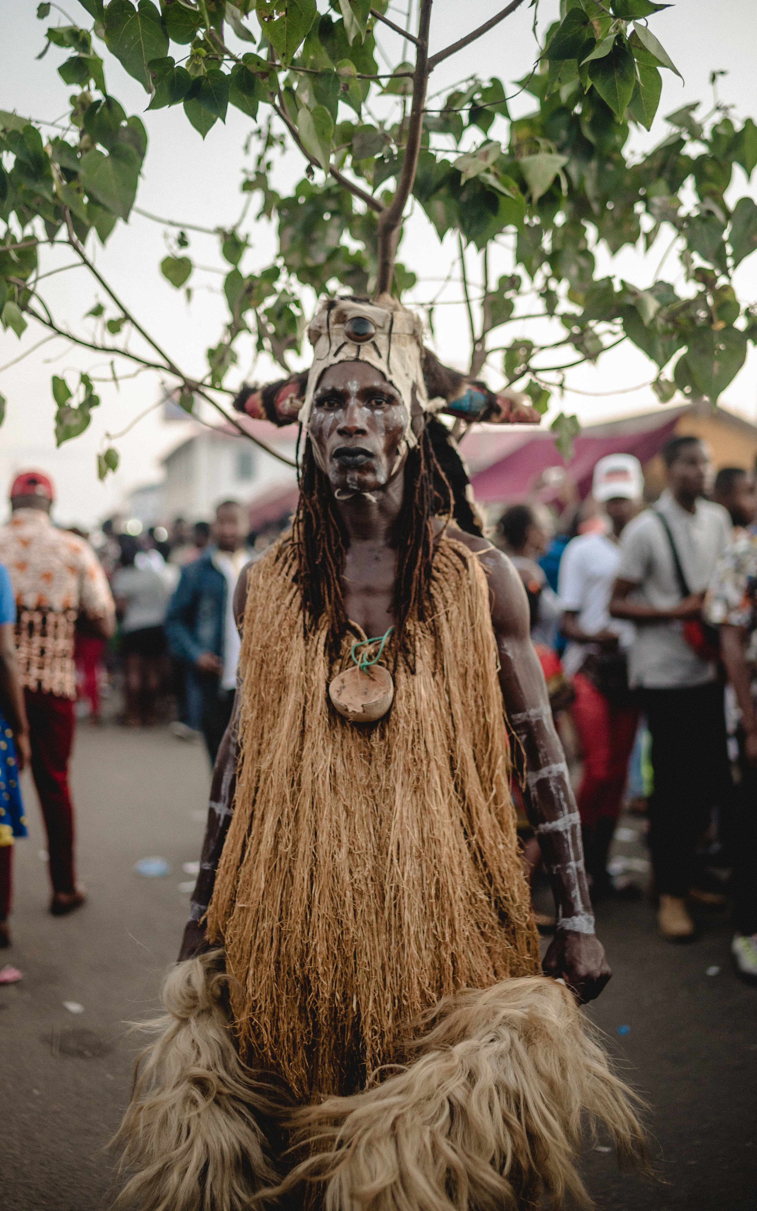 Chale Wote Street Art Festival 2018, Jamestown, Accra. Photo Credit: Eric Atie for The Sole Adventurer