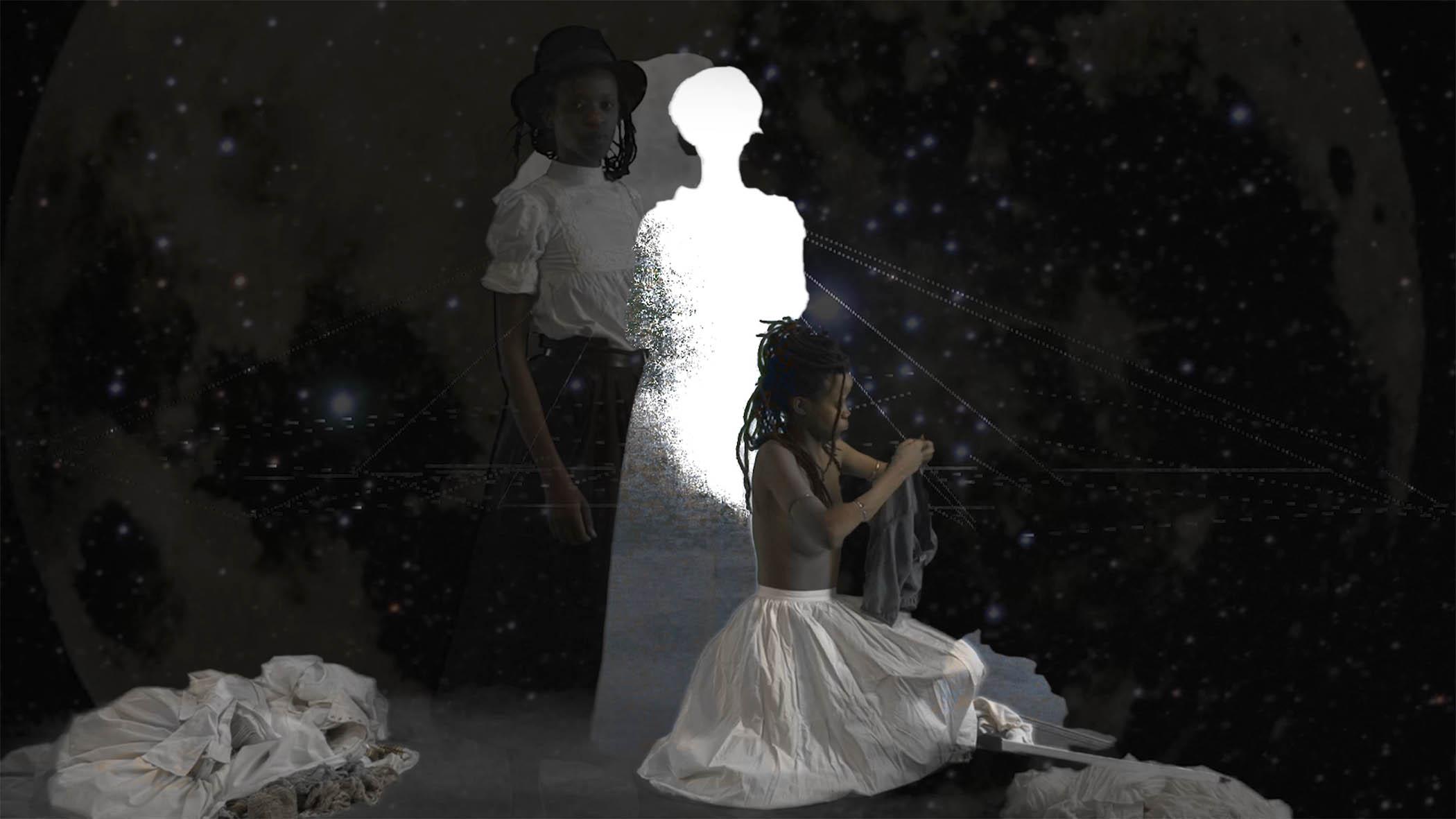 Kitso Lynn Lelliott - Untitled Sankofa, 2016 (video still)