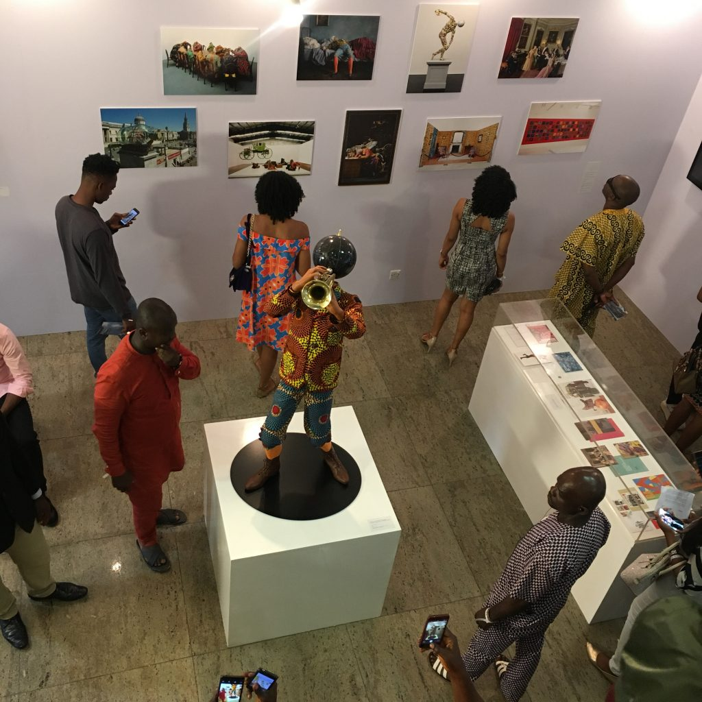 ART X Lagos 2018 | Photo copyright The Sole Adventurer (TSA)