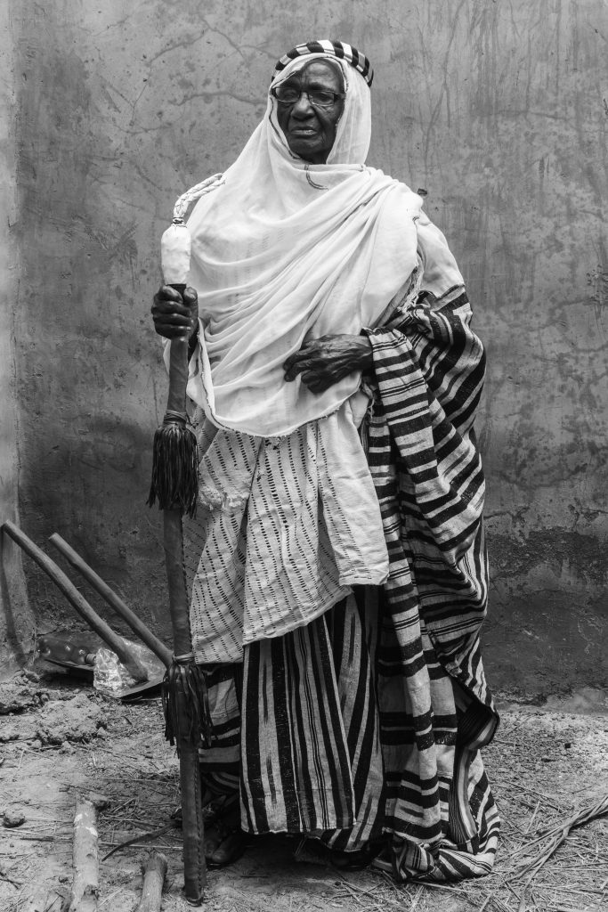 Gundo Naa Hajia Samata Abudu . Photographer - Eric Gyamfi