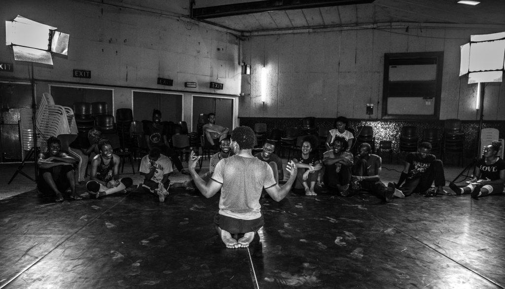 danceGathering 2018. Photo credit: Benson Ibeabuchi