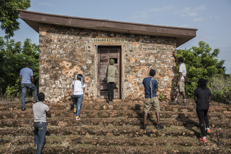 Emeka Okereke, Lugard's Rest House I, Lokoja, Nigeria, 2016. © Emeka Okereke. Courtesy: Invisible Borders Trans-African Project