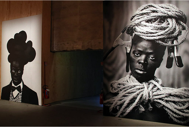 Zanele Muholi, Venice Biennale 2019. Photo: Haupt & Binder. Source: Universes in Universe