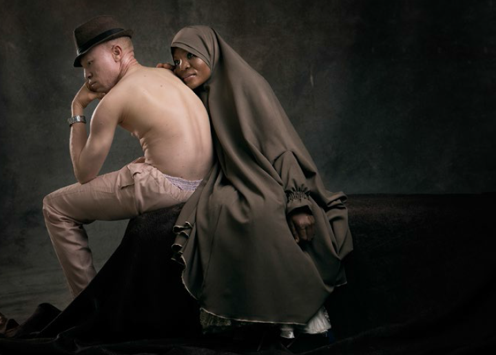 Yetunde Ayeni-Babaeko, Commitment (2019), Photographic Print on Canvas, 24x36 inches