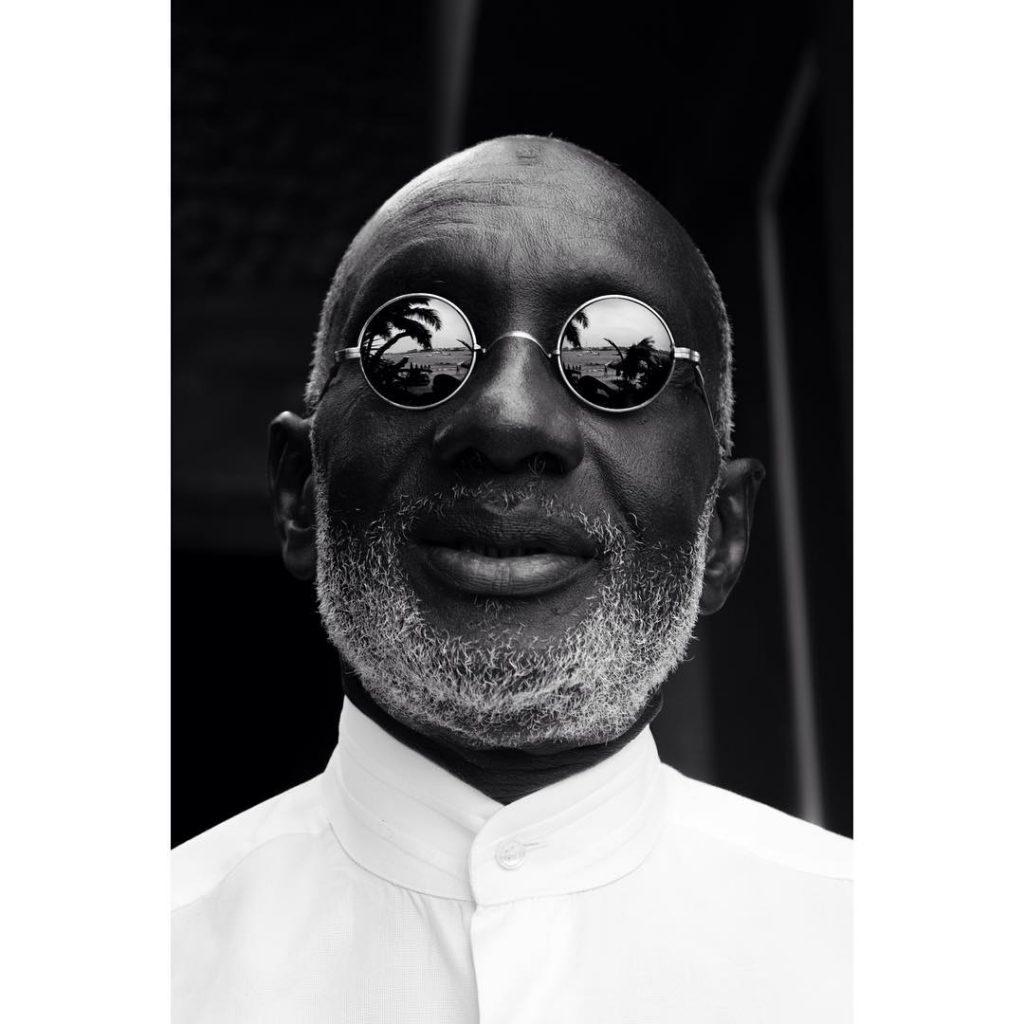 Abdoulaye Diallo, Le Berger de L'ile de Ngor. Courtesy, Cherif Tall, House of Jouvence.