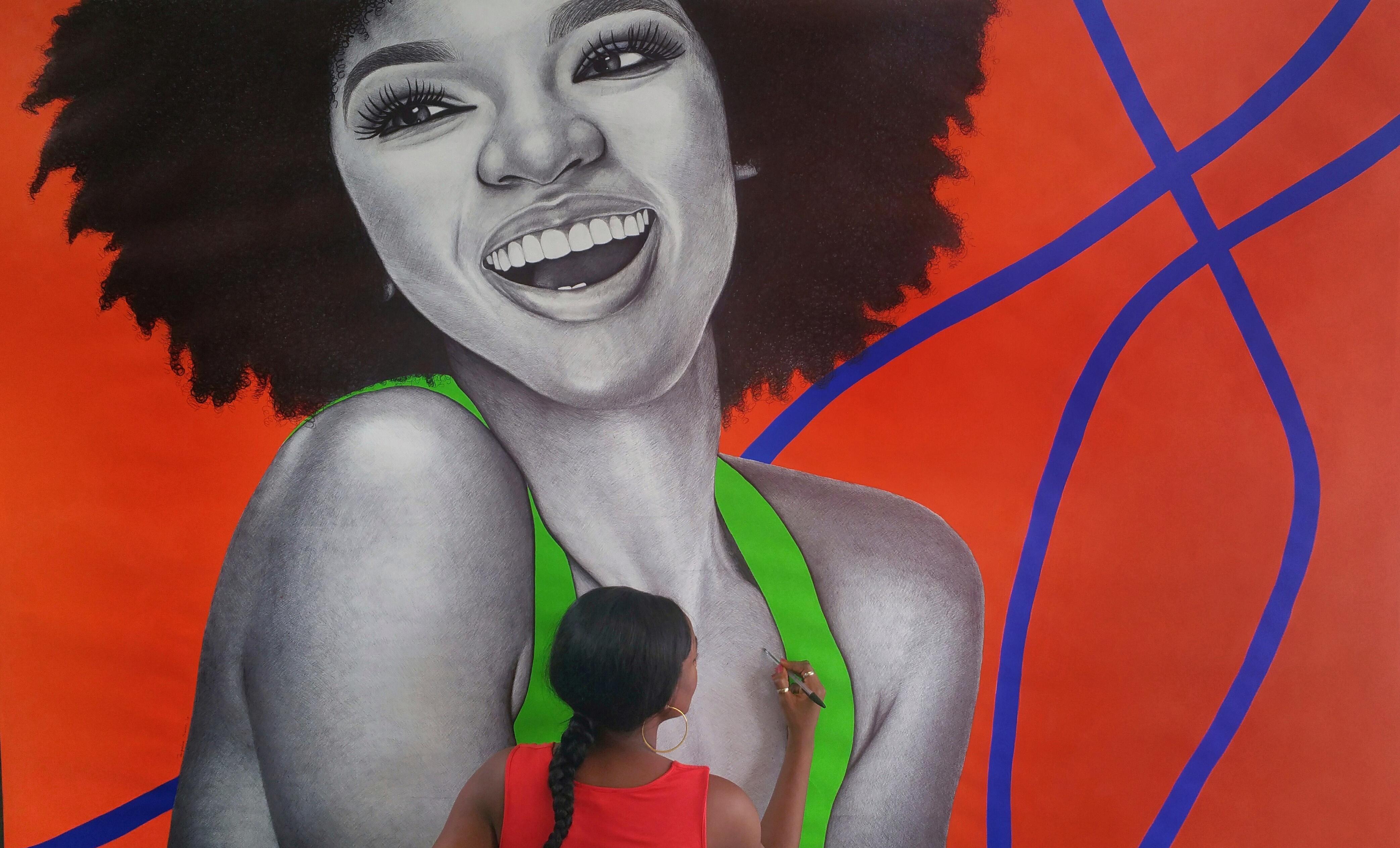 Jacqueline Suowari, ''Ifechukwude'', 2018. Courtesy, the artist.