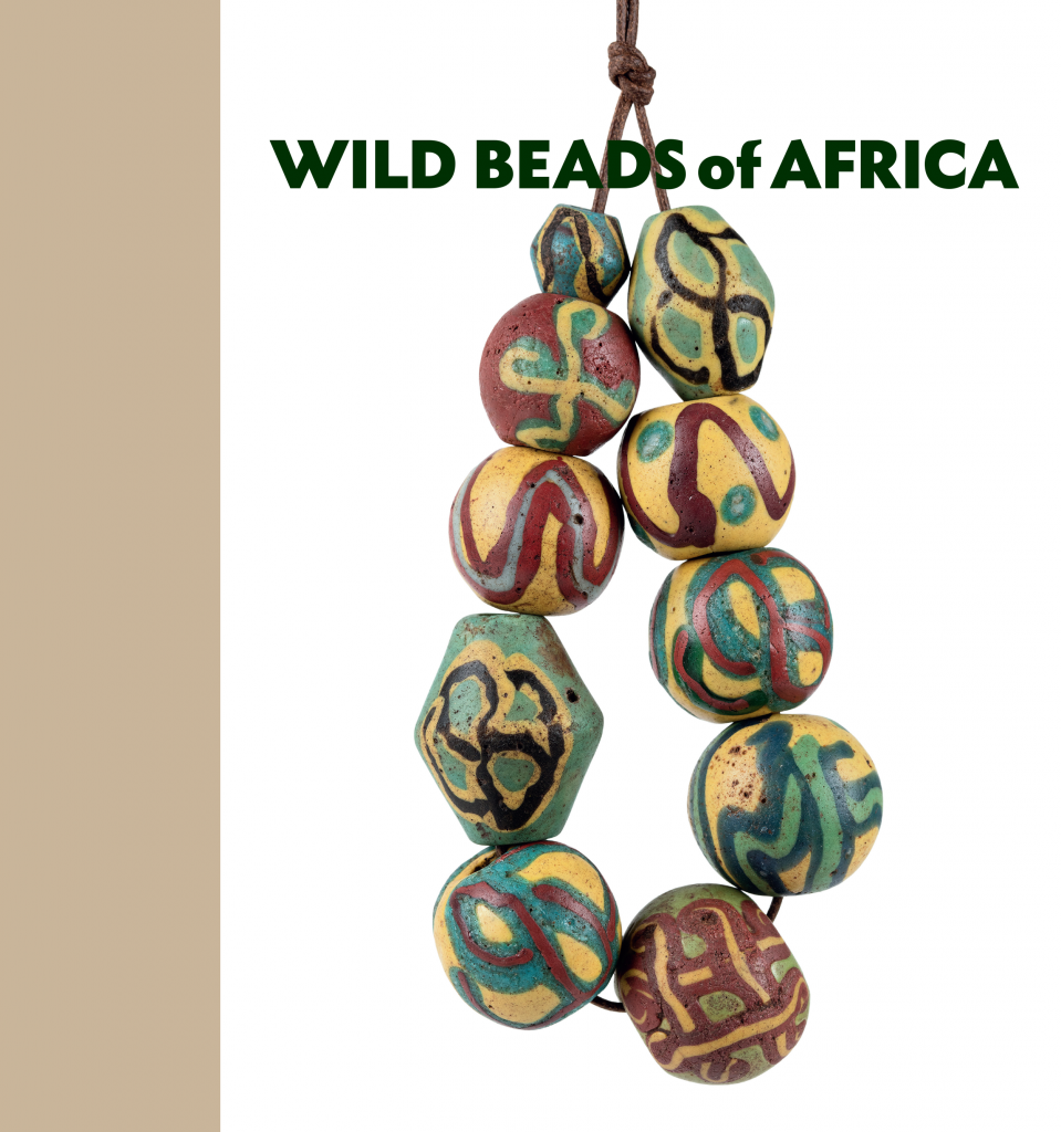 Cover, Wild Beads of Africa by Jamey D. Allen
