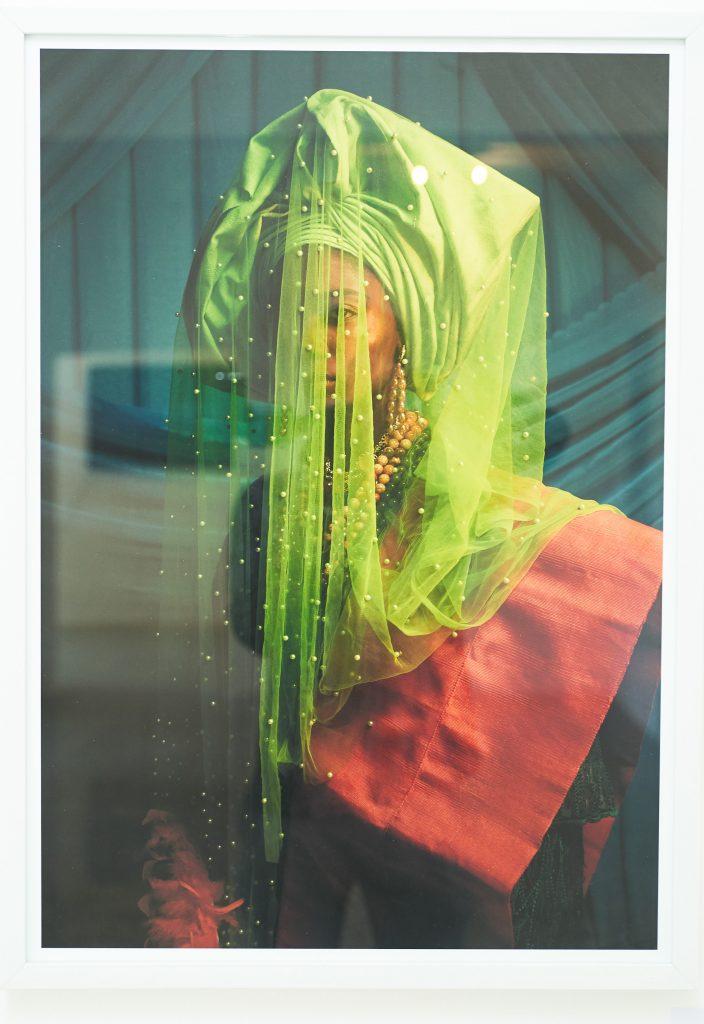 Lakin Ogunbanwo, Untitled IV, 2019. Courtesy Niki Cryan Gallery