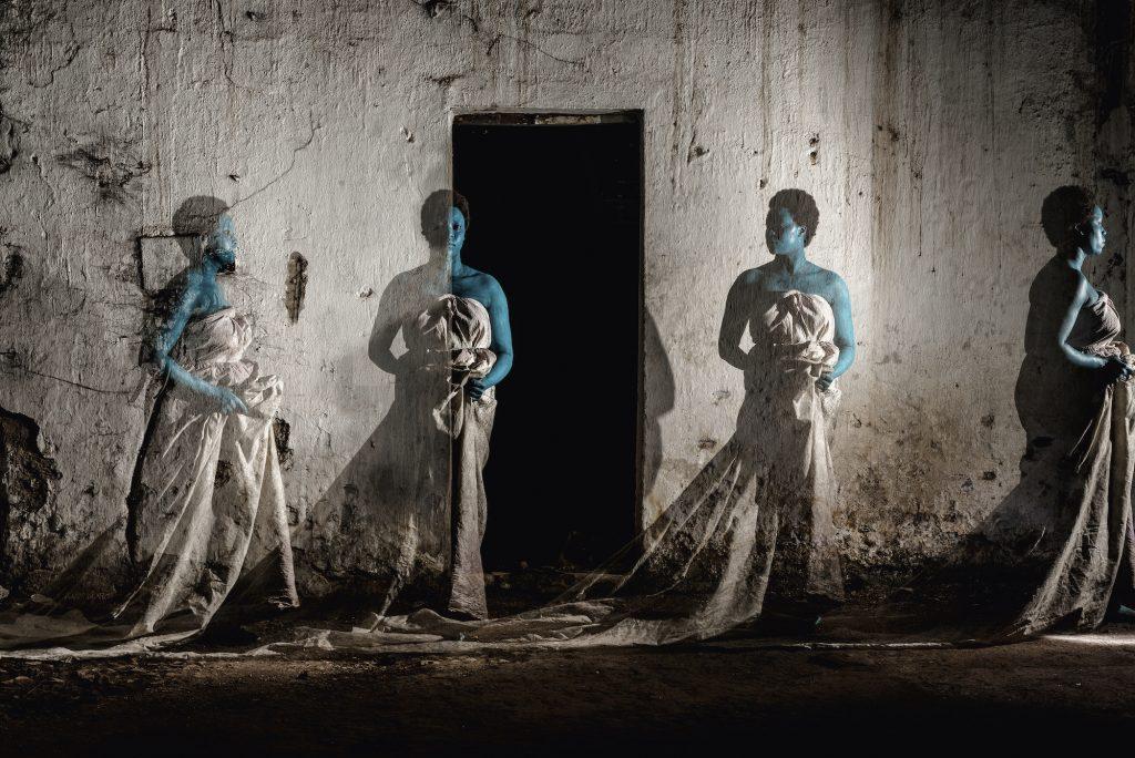Indigogo by Stacey Gillian Abe. Courtesy of Stellenbosch Triennale