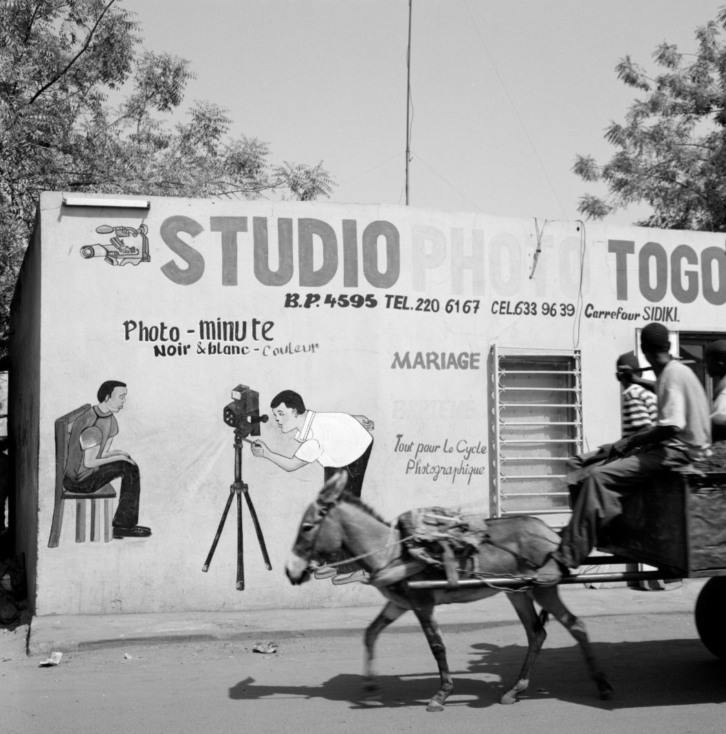 "Akinbode Akinbiyi, Bamako, 2005. From the series ""Photography, Tobacco, Sweets, Condoms and other Configurations"". Copyright Akinbode Akinbiyi. Courtesy: Gropius Bau"