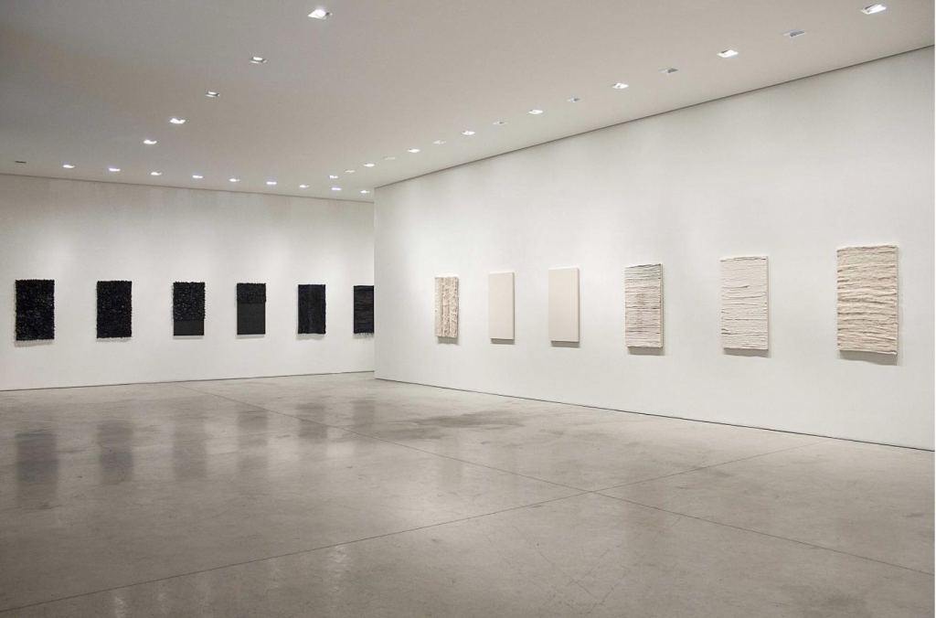 Primo Marella Gallery at 1-54 Contemporary African Art Fair in Marrakech (2020). Courtesy Primo Marella Gallery