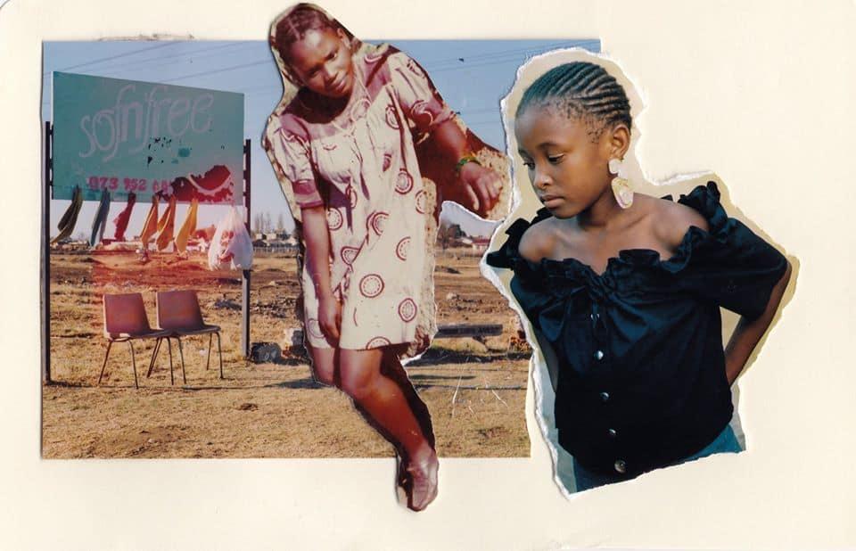 """Lebogang Tlhako. From the """"Sibadala Sibancane"""" series, via rencontres-arles.com"""