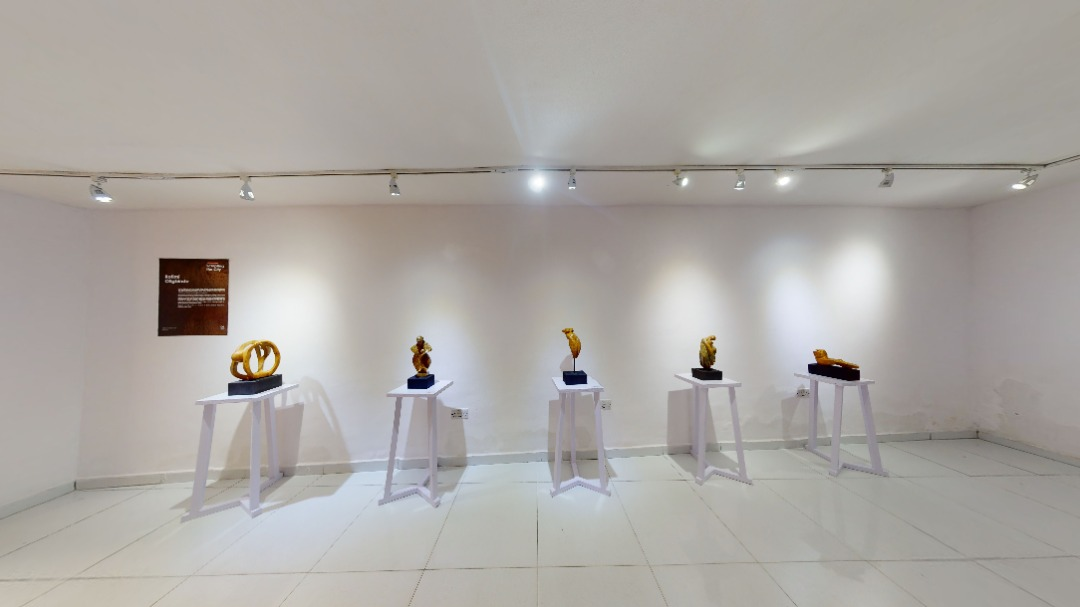 "Installation View: ""Sculpting the City"", 2020, Courtesy of Rele Gallery"