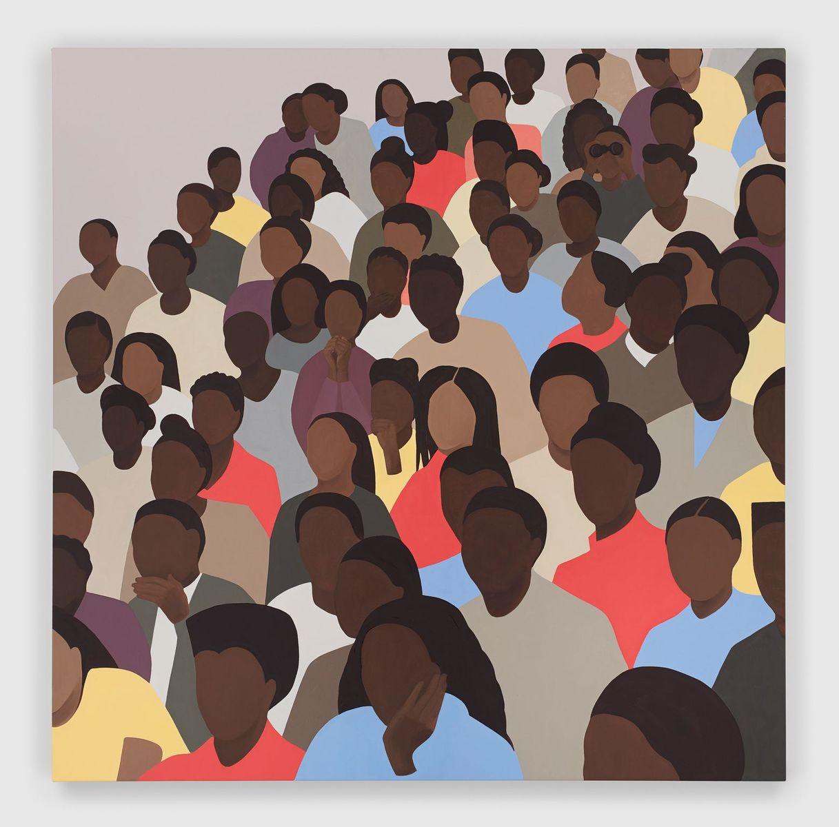 Thenjiwe Niki Nkosi, 'Audience', 2020, courtesy of the artist