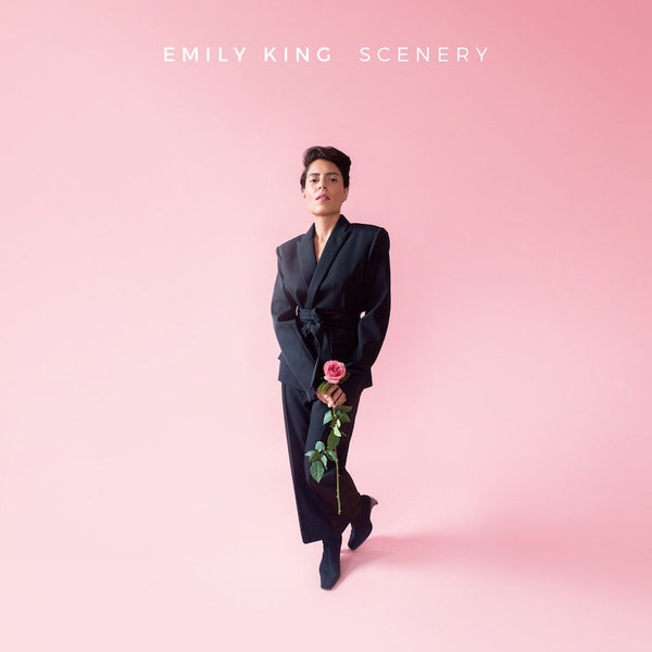 Album Cover: Emily King, Scenery. Source: pitchfork.com