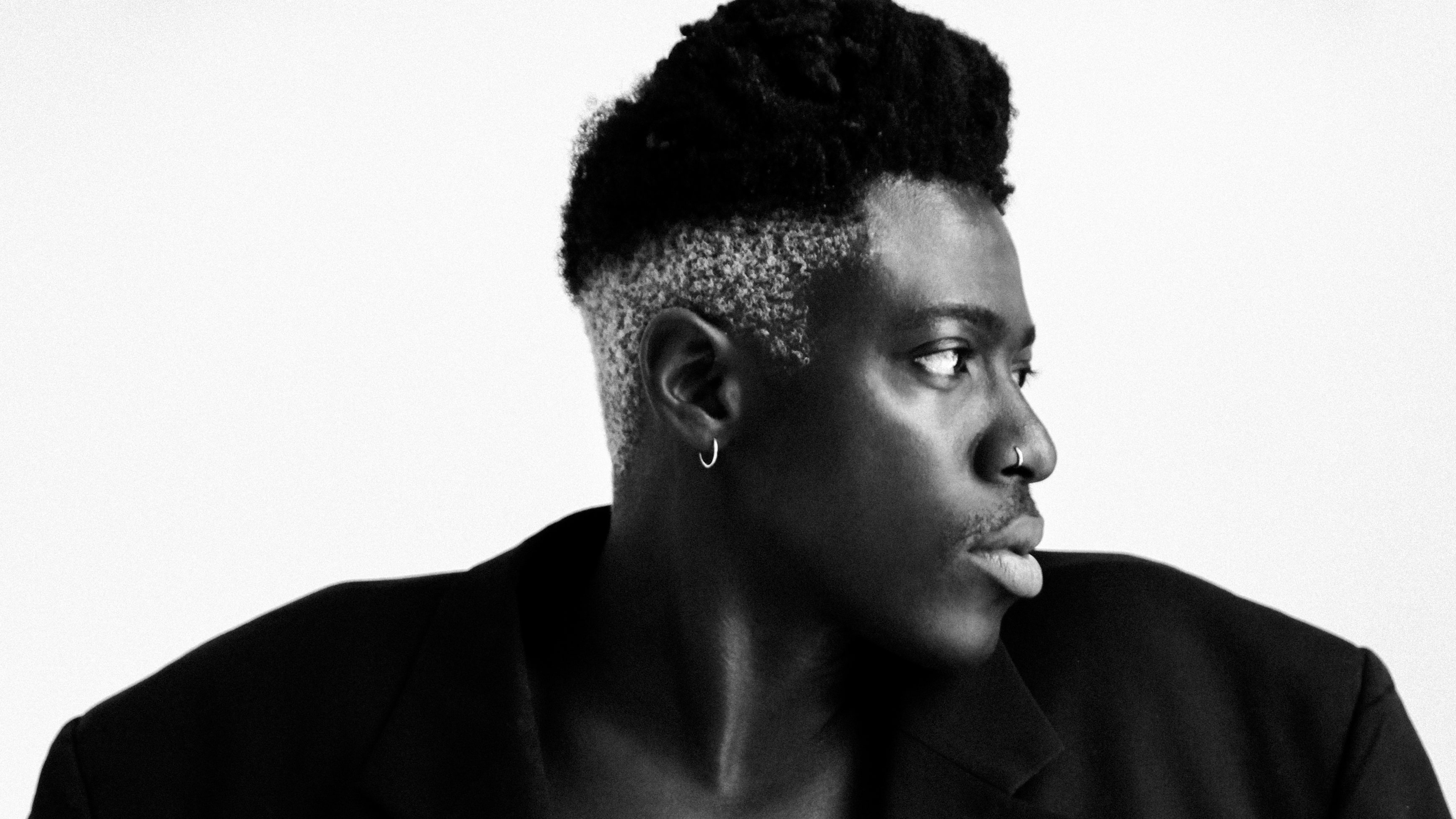Moses Sumney, photo by Alexander Black. Source: pitchfork.com