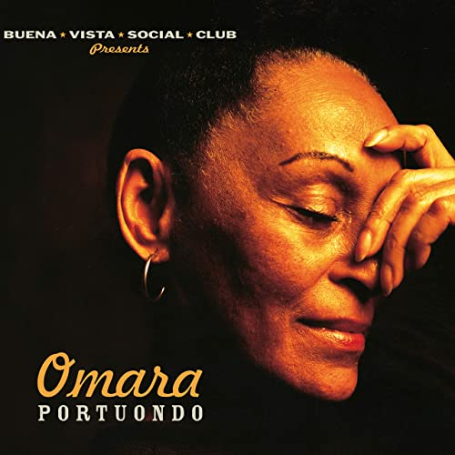 Album Cover: Omara Portuondo, 'Buena Vista Social Club Presents Omara Portuondo'. Source: qobuz.com
