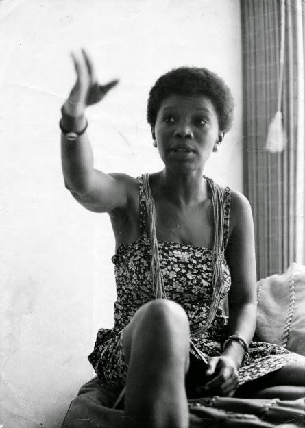 Afro-Brazilian feminist and scholar Beatriz Nascimento ©Black Women of Brazil