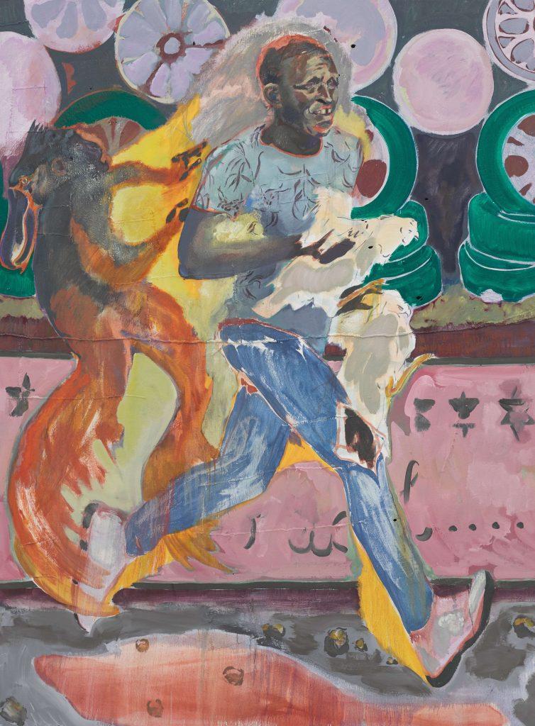 Michael Armitage, The Chicken Thief at Haus der Kunst