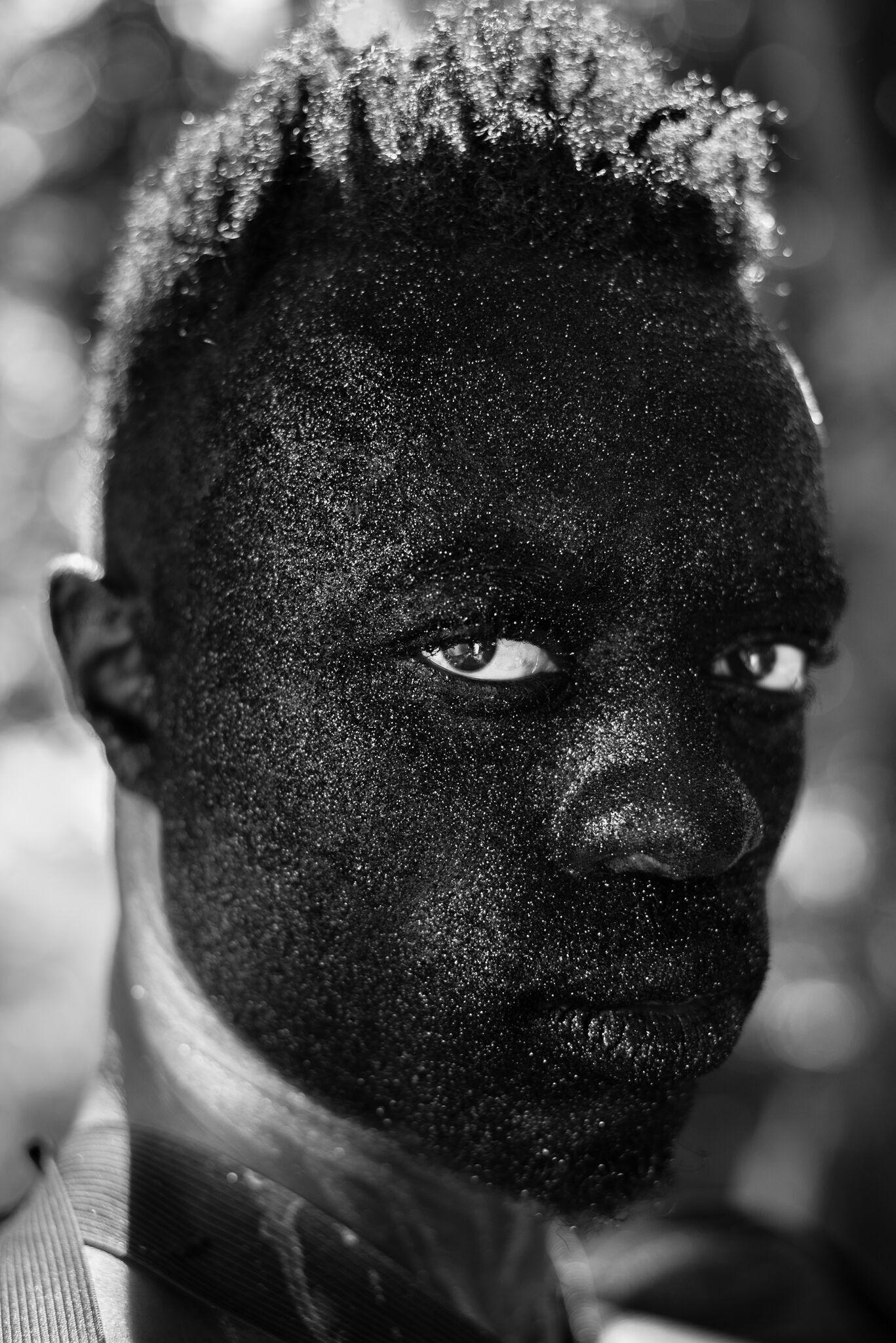 Ng'endo Mukii, 'Black Man' still from 'Nairobi Berries', 2017. Image courtesy of Ng'endo Mukii