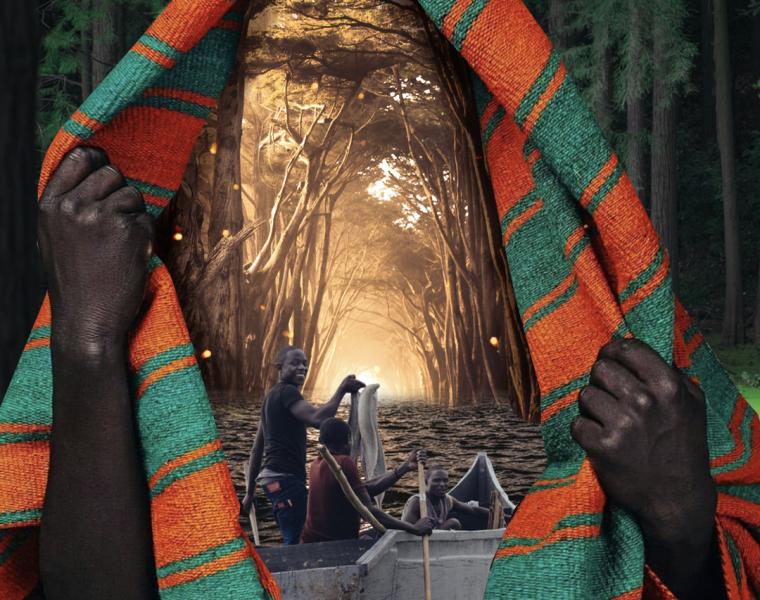 Alexis Tsegba, Third Realm (2020)