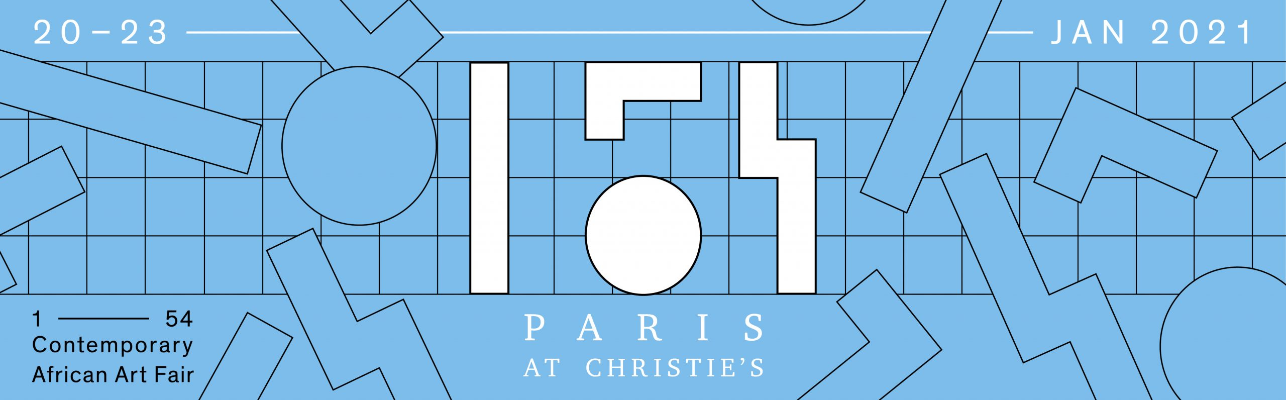 1-54 Paris at Christie's