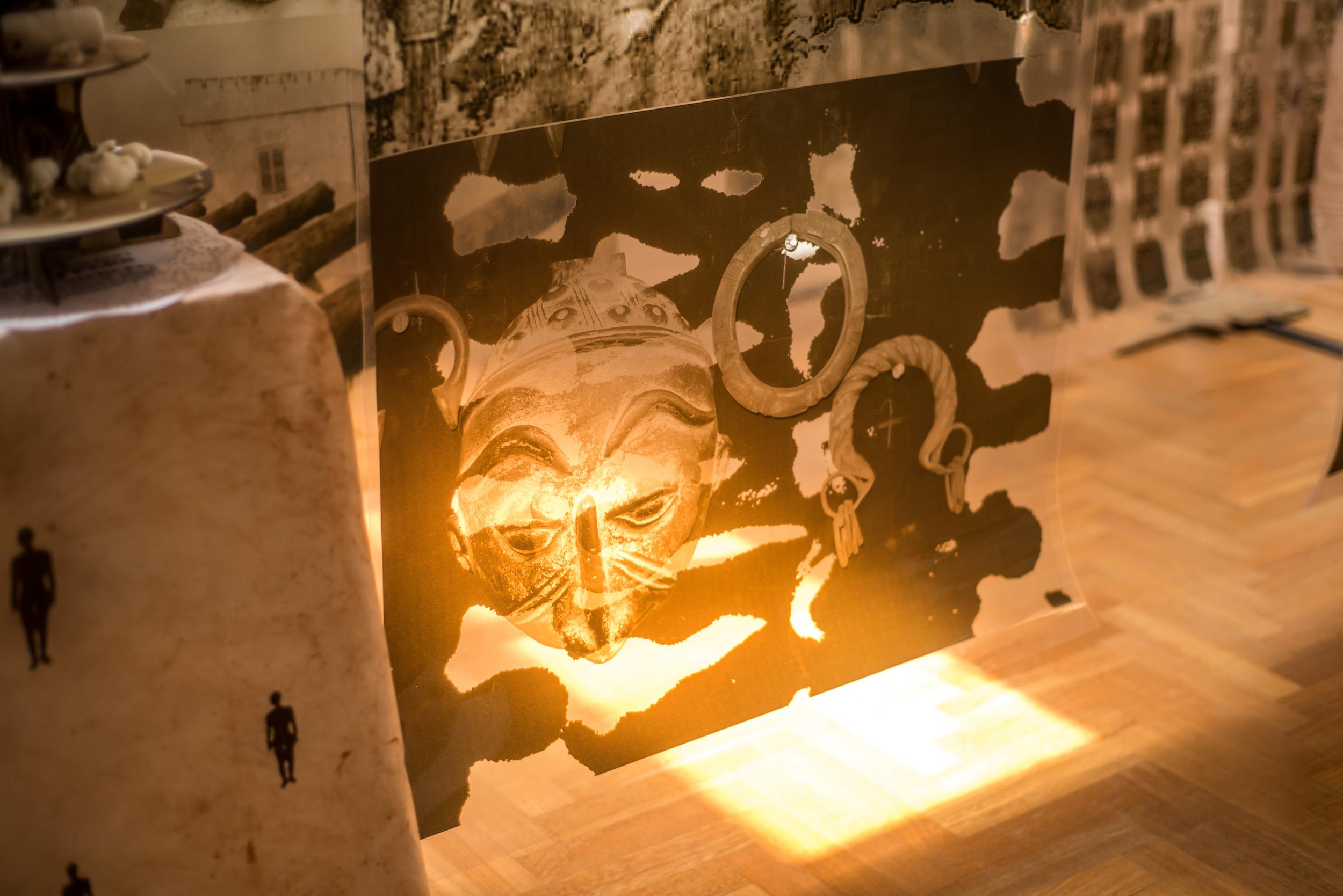 Ndidi Dike's exhibition