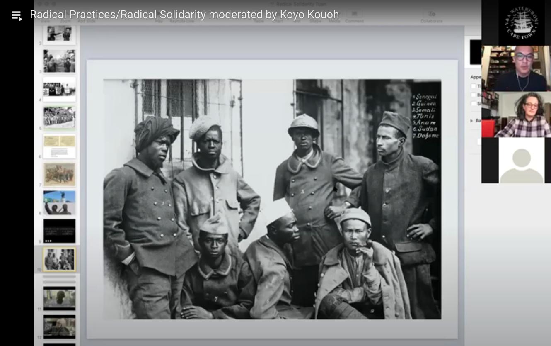 Radical Solidarity Summit by Zeitz MOCAA