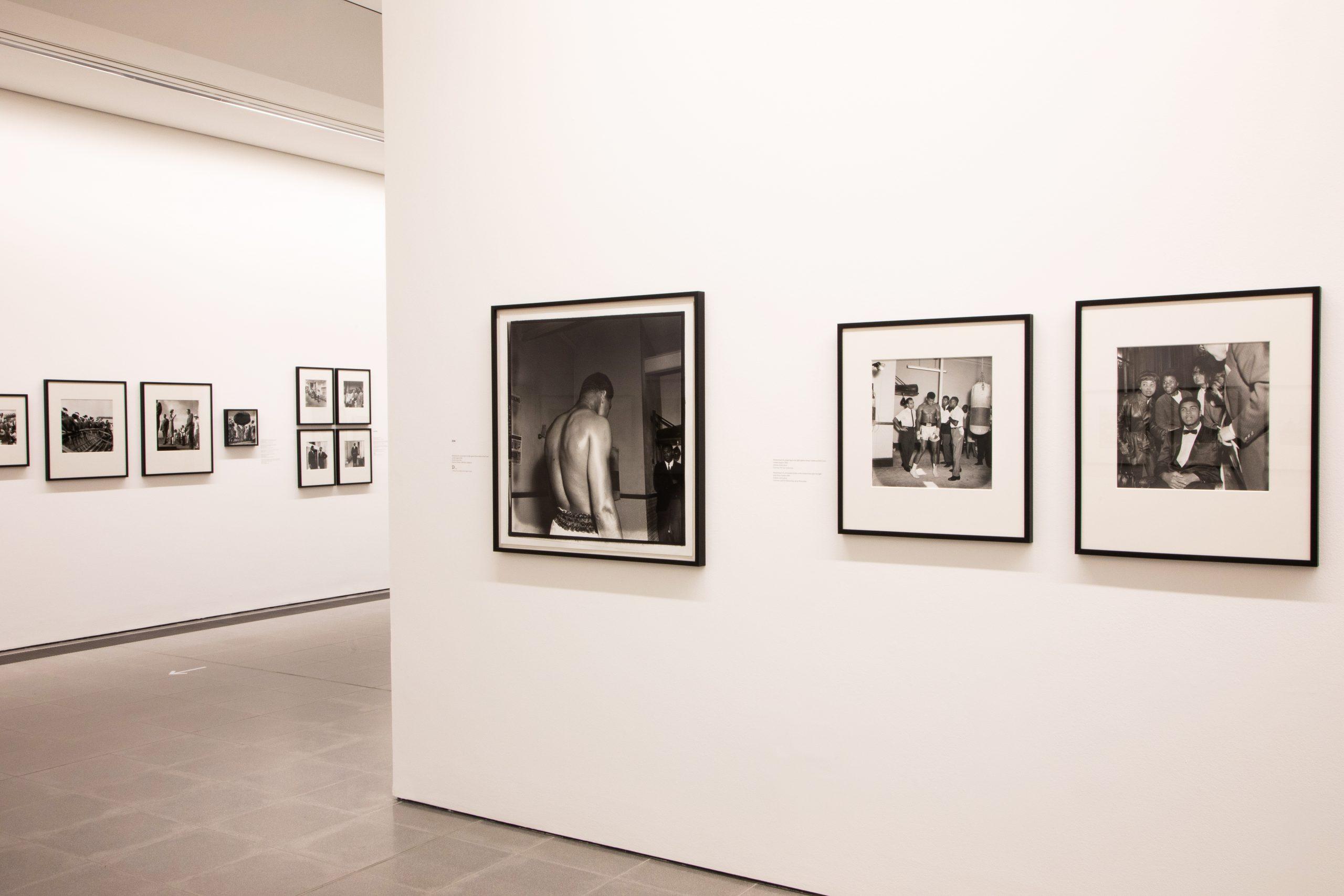 James Barnor: Accra/London - A Retrospective (Installation view, 19 May – 24 October 2021, Serpentine)