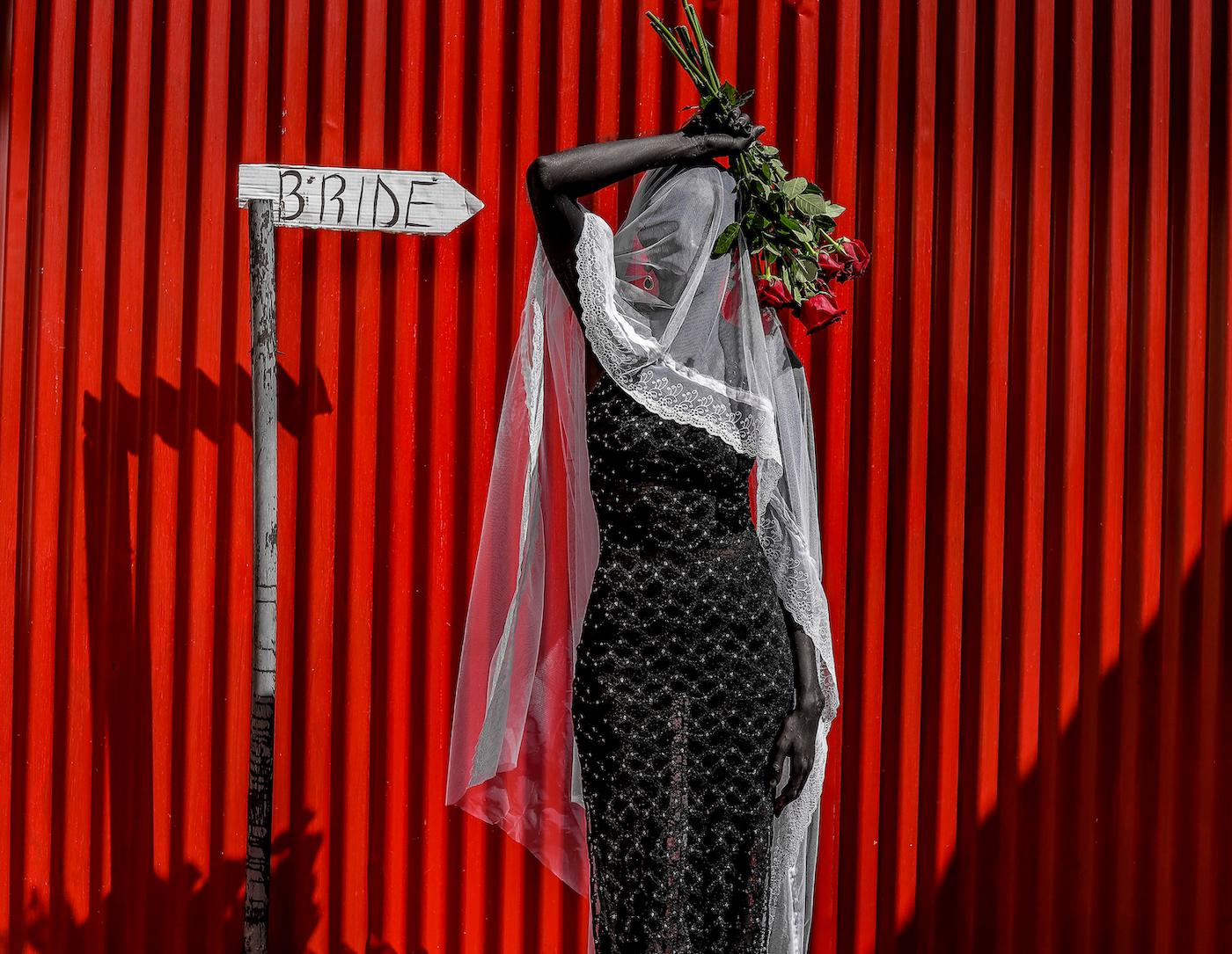 Margaret Ngigi, Untitled, The Bride Avenue, 2020. Courtesy of AKKA Project and the artist