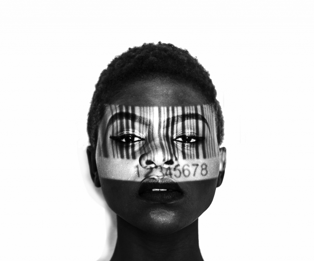 Margaret Ngigi's Women and labels. Courtesy of AKKA Project and the artist
